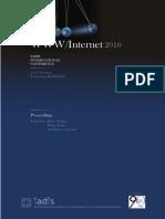 ICWI2010- ecommerce-semioticanoecommerce