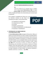 Analisis y Opinion de La Ley 1689 y 3058 Imprimir