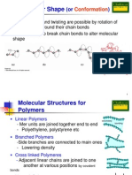 Lecture 7 - Polymers