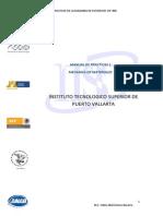 Manual de Practicas 1 de Wp300