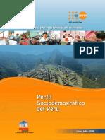 Perfil Socio Demografico 2007