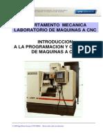 Manual Cnc Utn-2009