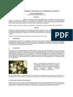 1.factores que determinan en la resistencia a la compresión