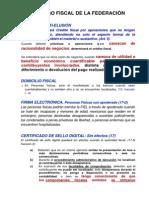 Resumen CFF 2014