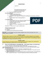 Med Surge 2 Mod 3 Study Guide2