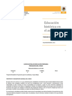 Educacion Historica en El Aula Lepri