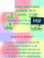 autoestimayasertividadantepresionesdelapareja-110613203931-phpapp02