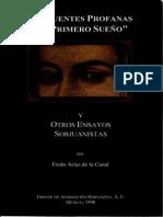 Primero sueño De Sor Juana