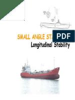 Small Angle Stability-Longi Compatibility Mode