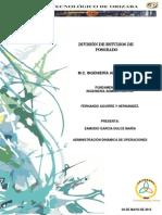 ARTICULO DE ADMINISTRACION DINÁMICA DE OPERACIONES.