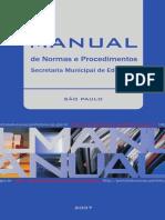 Manual NormasProcedimentos2007