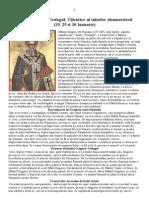 Sfântul Grigorie Teologul
