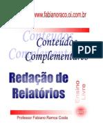 Redação de Relatórios de Laboratórios