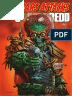 Mars Attacks Judge Dredd #2 (of 4) Preview