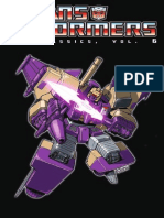Transformers Classics, Vol. 6 Preview