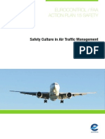 Safety Culture in Air Traffic Management