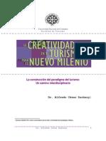 La Creatividad en El Turismo en El Nuevo Milenio