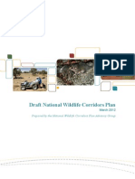 Draft National Wildlife Corridors Plan