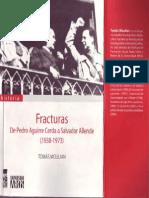 Tomas Moulian - Fracturas