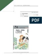 Guia Alfaguara Juan Julia y Jerico