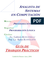 Trabajos Prácticos - Programación Lógica_2006