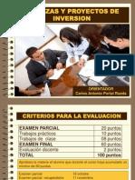 Unidad 1 - Evaluacion de Proyectos