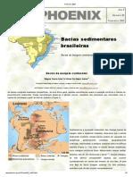 bacias marginais brasileiras