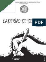 Caderno de Debates 2013 - Digital