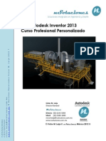 Manual de Autodesk Inventor 2013