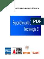 Experiência da COPASA Tecnologia 3T Painel_18_24set09_Kleber_Eustaquio