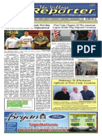 The Village Reporter - October 9th, 2013