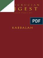 Online Digest 90-2-20121219 Kabbalah