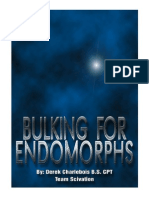 Bulking for Endomorphs Gain Lean Body Mass