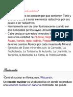 Que Son Los Minerales Radiactivos