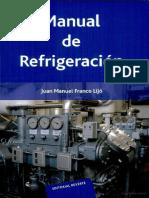 Manual de Refrigeracion