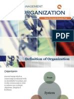 Kuliah 2 - Organizations