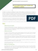 Análisis funcional de operabilidad, AFO_ Hazard and Operability, HAZOP