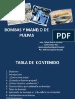 Bombas y Pulpas Exposicion (1)