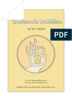 Charisma in Buddhism