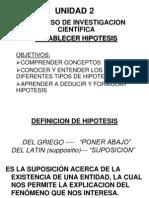unidad 5.- formulaciòn de hipòtesis.ppt