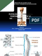 Patologia Columna Cervical