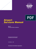 ICAO Doc 9137 Airport Services Manual Part 2 Pavement Surface Conditions