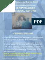 Presentación Plan Gerontológico