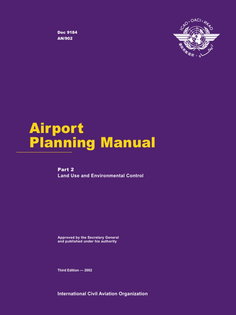 ICAO Doc 9184 Airport Planning Manual Part 2 Land Use and Environmental  Control   Volatile Organic Compound   Chlorofluorocarbon