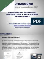 Presentacion Ultrasound 2013 .