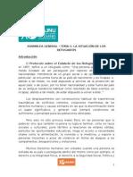 Asamblea General - Tema C - MRNU