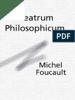 Theatrum Philosophicum-Michel Foucault