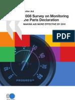 2008 Paris Declaration Survey