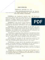 PLJ Volume 52 Number 3 -08- Documents Presidential Decree No. 1006 p. 344-349