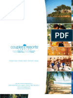 Couples Resorts Brochure